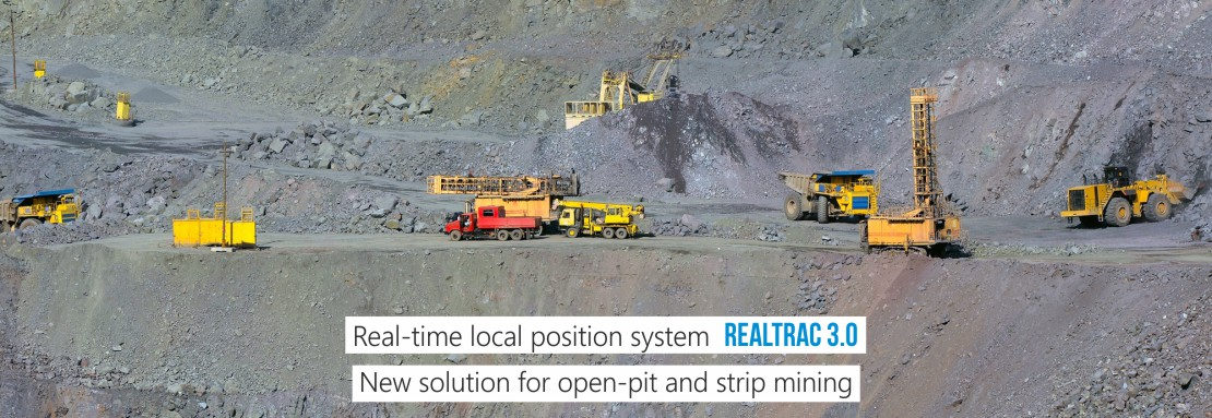 "Brand new solution in order to comply with the Safety Regulations in open cast mines by ""The RTL Service"" Group"