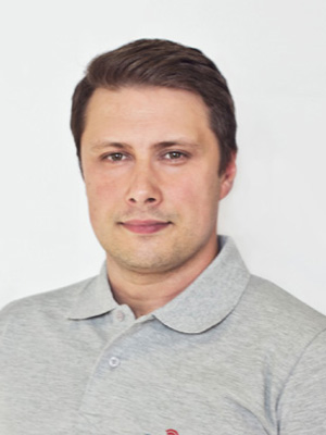 Vadim Sezenin, Senior Business Development Manager, RealTrac Technologies