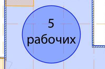 RealTrac Производство зональное позиционирование