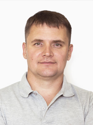 Andrey Bratash, Project Office Manager, RealTrac Technologies
