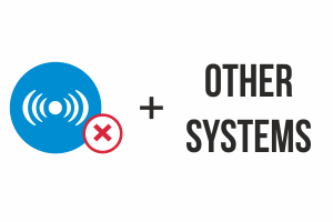 The system can operate autonomously and also be integrated into other systems